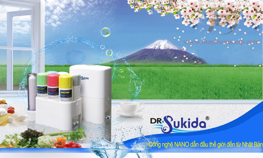 may loc nuoc Dr.sukida