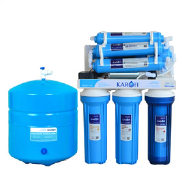 Máy lọc nước không tủ Karofi KT-KT80 tại hải phòng